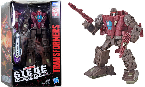 Transformers ~ SKYTREAD ACTION FIGURE ~ Deluxe Class ~ Siege: War For Cybertron