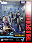 Transformers Studio Series ~ DROPKICK MOVIE SERIES FIGURE #22 ~ Deluxe Class