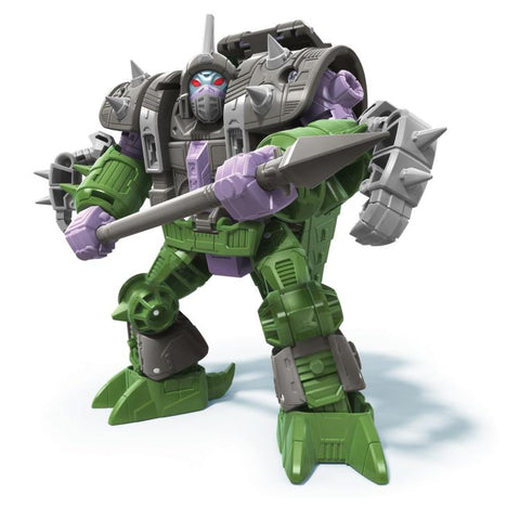 Transformers ~ QUINTESSON ALLICON ACTION FIGURE ~ Deluxe Class ~ Earthrise: War For Cybertron