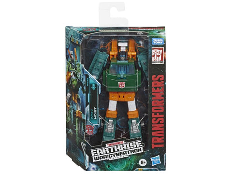 Transformers ~ HOIST ACTION FIGURE ~ Deluxe Class ~ Earthrise: War For Cybertron