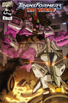 TRANSFORMERS ARMADA #6 COMIC BOOK ~ Dreamwave