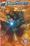 TRANSFORMERS ENERGON #21 COMIC BOOK ~ Dreamwave