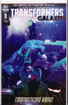 TRANSFORMERS: GALAXIES #1 COMIC BOOK ~ IDW