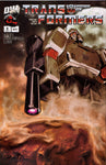 TRANSFORMERS #0 (MEGATRON VARIANT) COMIC BOOK ~ Dreamwave