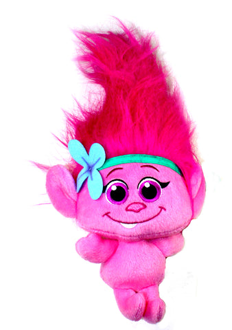 Dreamworks Trolls ~ BABY POPPY PLUSH DOLL ~ Hug 'N Plush Series