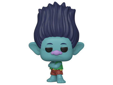 Funko POP! Movies ~ BRANCH ~ Trolls: World Tour (PRE-ORDER)
