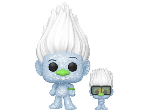 Funko POP! Movies ~ GUY DIAMOND ~ Trolls: World Tour (PRE-ORDER)