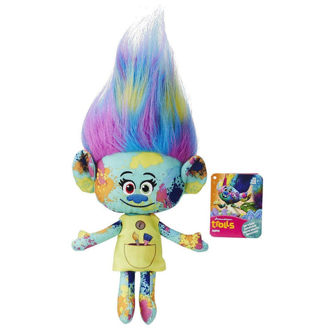 Dreamworks Trolls ~ HARPER PLUSH DOLL ~ Hug 'N Plush Series