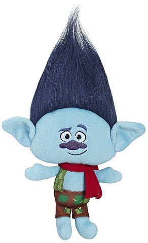 Dreamworks Trolls ~ HOLIDAY BRANCH PLUSH DOLL ~ Hug 'N Plush Series