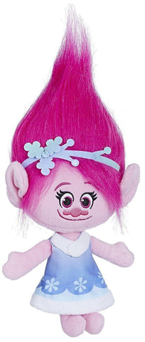 Dreamworks Trolls ~ HOLIDAY POPPY PLUSH DOLL ~ Hug 'N Plush Series