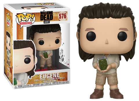 Funko POP! Television ~ EUGENE VINYL FIGURE ~ The Walking Dead