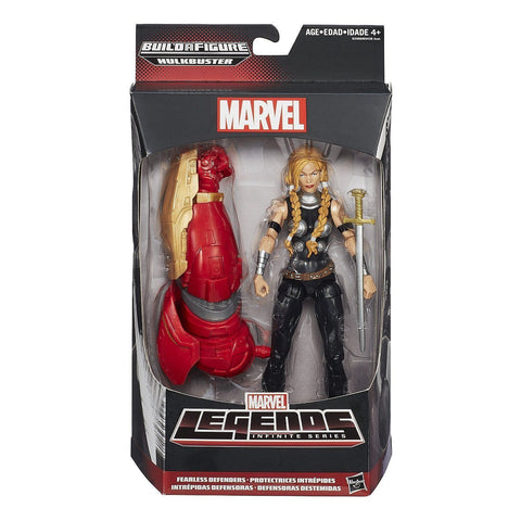 Marvel Legends - VALKYRIE Action Figure - Avengers Infinite - HASBRO