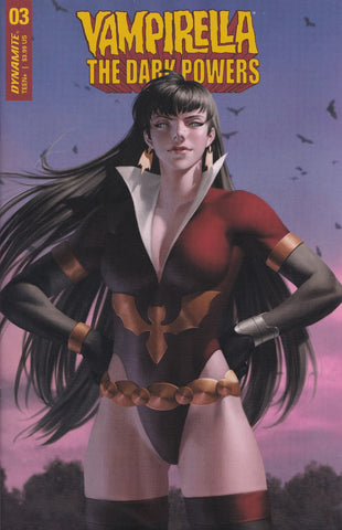 VAMPIRELLA: THE DARK POWERS #3 (YOON VARIANT) ~ Dynamite Entertainment