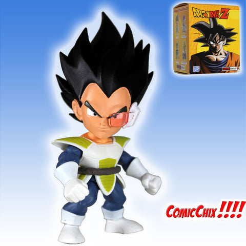 "Dragonball Z ~ 3"" NORMAL VEGETA ACTION FIGURE ~ The Loyal Subjects"