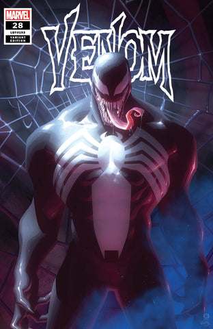 VENOM #28 (ALEX GARNER EXCLUSIVE TRADE VARIANT) COMIC BOOK ~ Marvel Comics