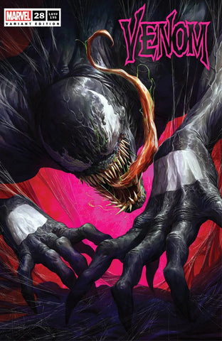VENOM #28 (DAVE RAPOZA EXCLUSIVE VARIANTS) ~ Marvel Comics