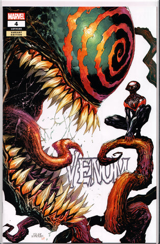 VENOM #4 (TYLER KIRKHAM EXCLUSIVE VARIANT COVER) COMIC BOOK ~ Marvel Comics