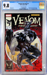 VENOM: FIRST HOST #1 (CLAYTON CRAIN CONVENTION VARIANT) COMIC BOOK ~ CGC 9.8 NM/M
