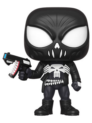 Funko POP! Marvel ~ VENOMIZED PUNISHER ~ (PRE-ORDER)
