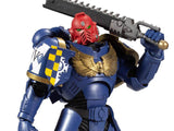 Warhammer 40000 ~ 7-INCH ULTRAMARINES PRIMARIS ASSAULT INTERCESSOR SPACE MARINE