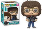 Funko POP! Rocks ~ WEIRD AL YANKOVIC (#74) VINYL FIGURE ~ Rock Music