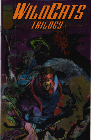 WILDCATS: TRILOGY #1 (JAE LEE)(FOIL COVER) COMIC BOOK ~ Image Comics