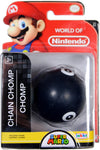World of Nintendo ~ CHAIN CHOMP Figure (Series 16) ~ Super Mario ~ JAKKS