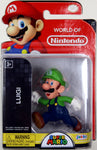 World of Nintendo ~ LUIGI Figure (Series 14) ~ Super Mario Bros. ~ JAKKS