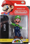 World of Nintendo ~ LUIGI Figure (Series 16) ~ Super Mario ~ JAKKS