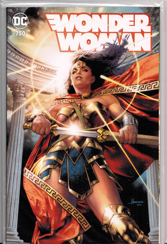 WONDER WOMAN #750 (JAY ANACLETO EXCLUSIVE VARIANT COVER) ~ DC Comics