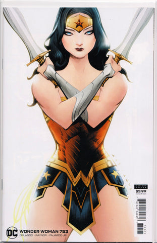 WONDER WOMAN #753 (JAE LEE VARIANT) COMIC BOOK ~ DC Comics