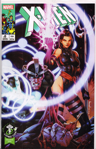 X-MEN #8 (KAEL NGU EXCLUSIVE VARIANT) COMIC BOOK ~ Marvel Comics