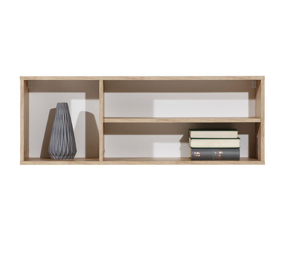 Aygo Shelve in Sand Beech/White/Concrete