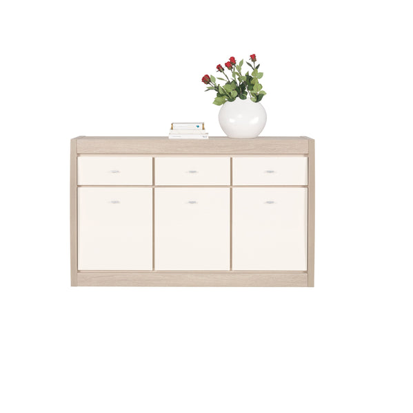 Axel Sideboard in Thuja and Jasmine Gloss Colour