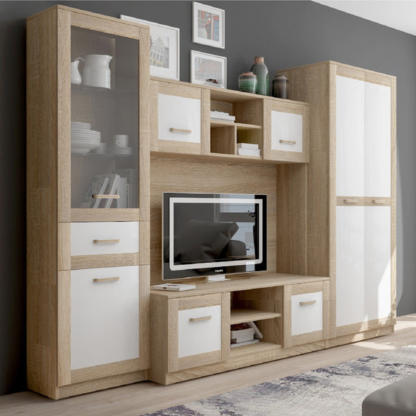 Baltic Living Room Wall Unit