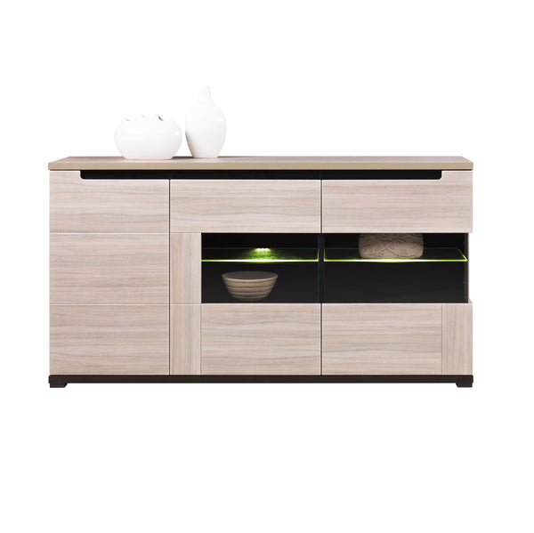 Denis Glass Door Sideboard