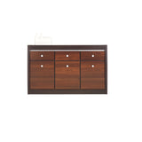 Forrest Sideboard in Dark Walnut and Milano Oak Colour