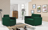 Epic 2-seater sofa in green colour