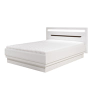 Irma European Super King Size With Ottoman Storage