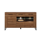 IVO Sideboard with Glass