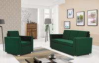 Epic 3-seater sofa in green colour