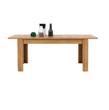 Sandy Extendable Dining Table  in Grandson Oak Colour