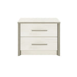 Sara Bedside Table in Pino Aurelio & Nelson Colour