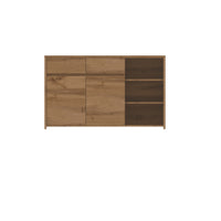 Tahoe Display Sideboard in Wotan Oak
