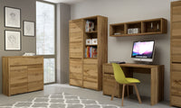 Tahoe Display Unit in Wotan Oak