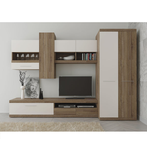 Tokio Living Room Wall Unit