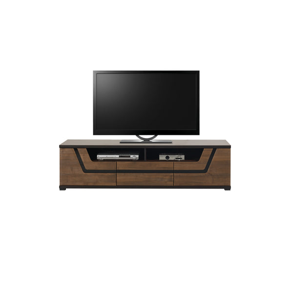 Tes TV Unit in Walnut Colour