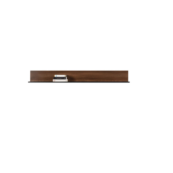 Tes Shelf in Walnut Colour