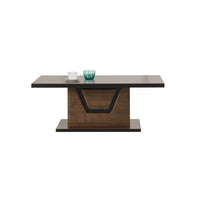 Tes Coffee Table in Walnut Colour