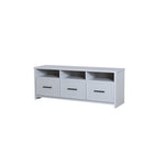 Jasper tv unit in light grey colour
